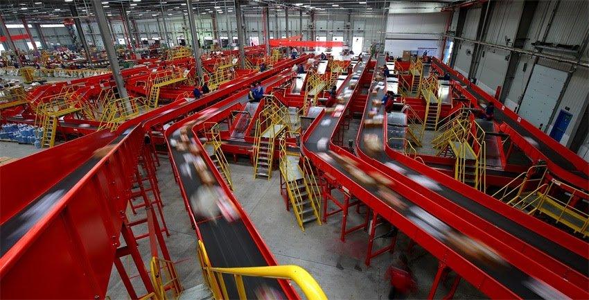 Tecnologia: un aiuto per la logistica durante l'11.11