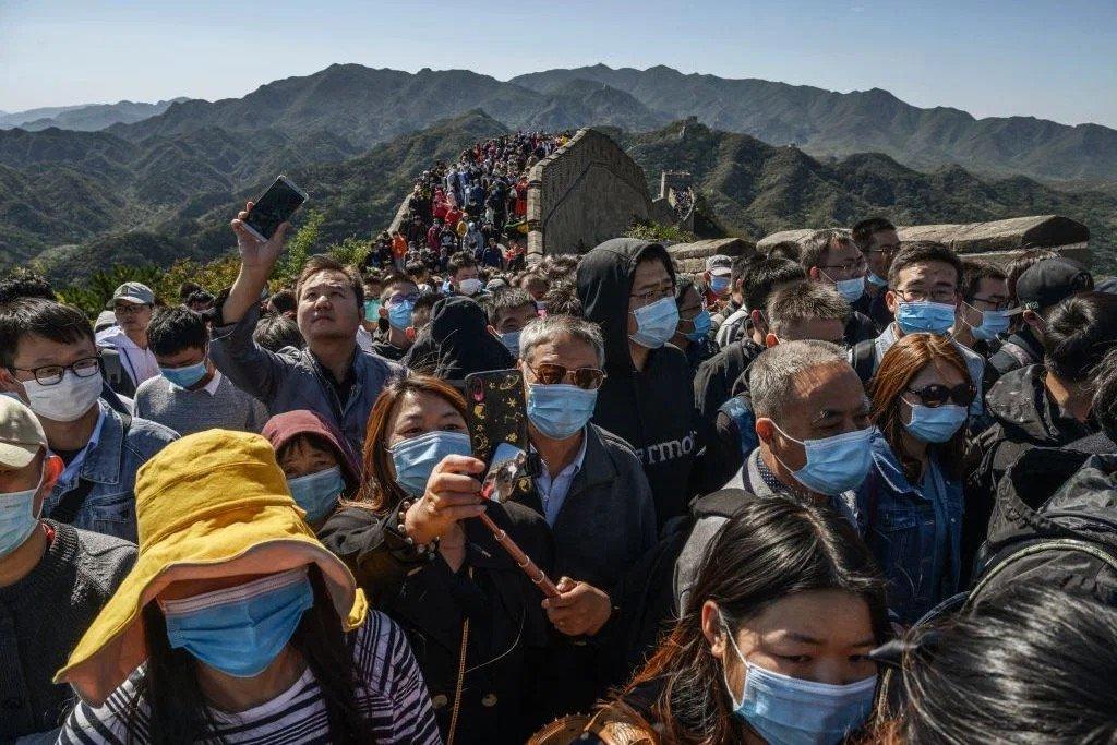 Turismo cinese in forte ripresa